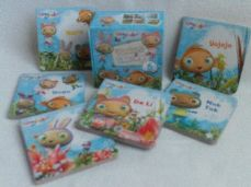 Adorable My 1st Set of Six 'Waybuloo' Pocket Library (Boxed)